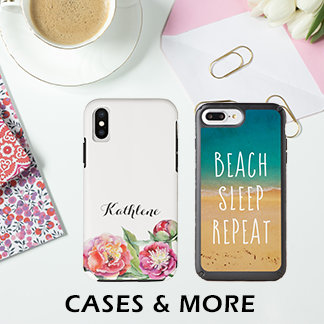 CASES & MORE