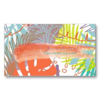 4 | Rainforest~diy background color