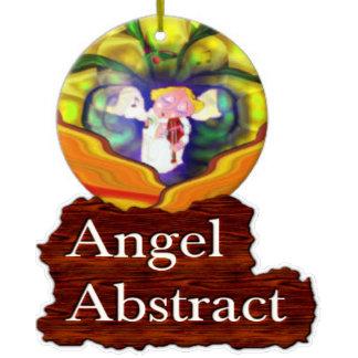 Angel AbstractArt