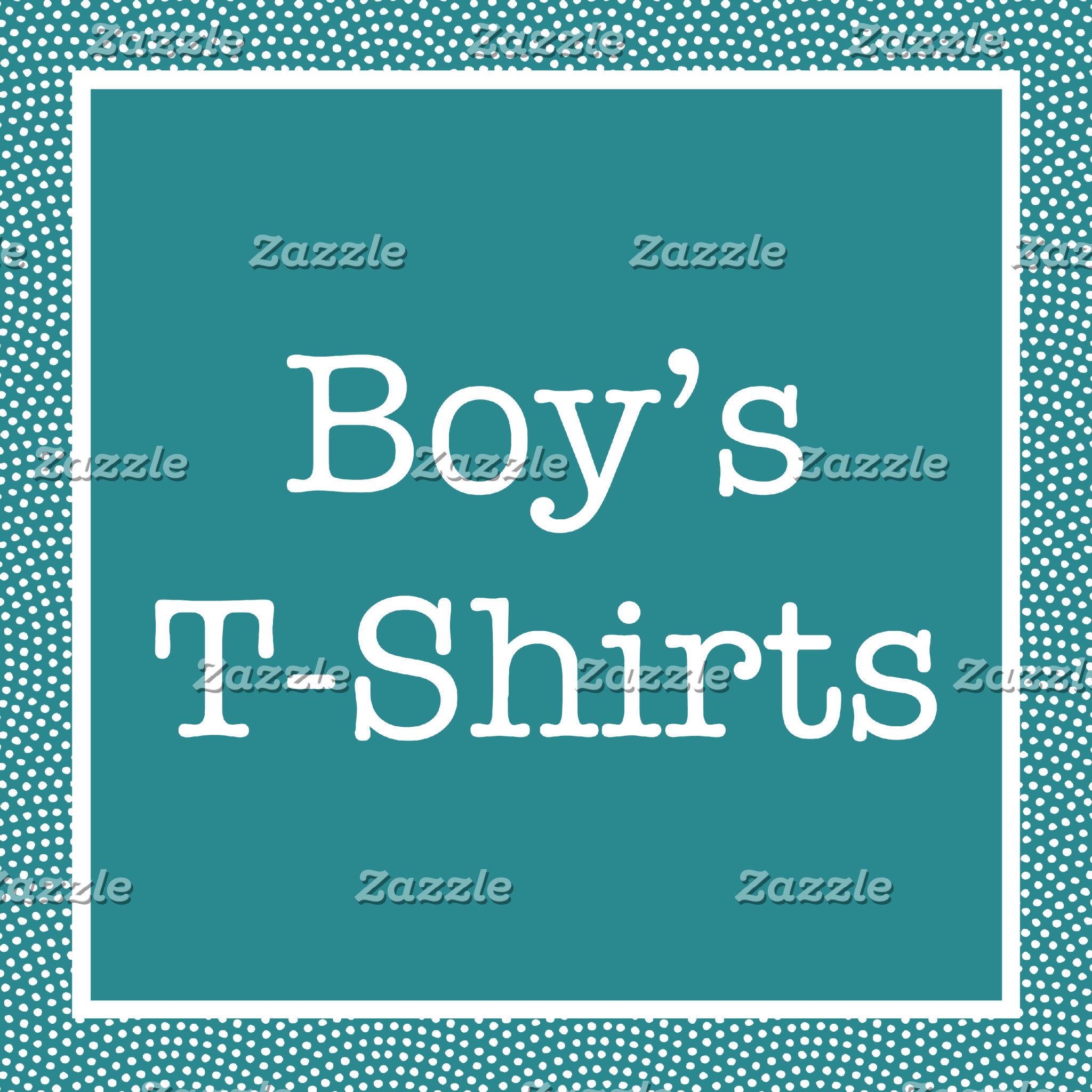 Boy's T-Shirts