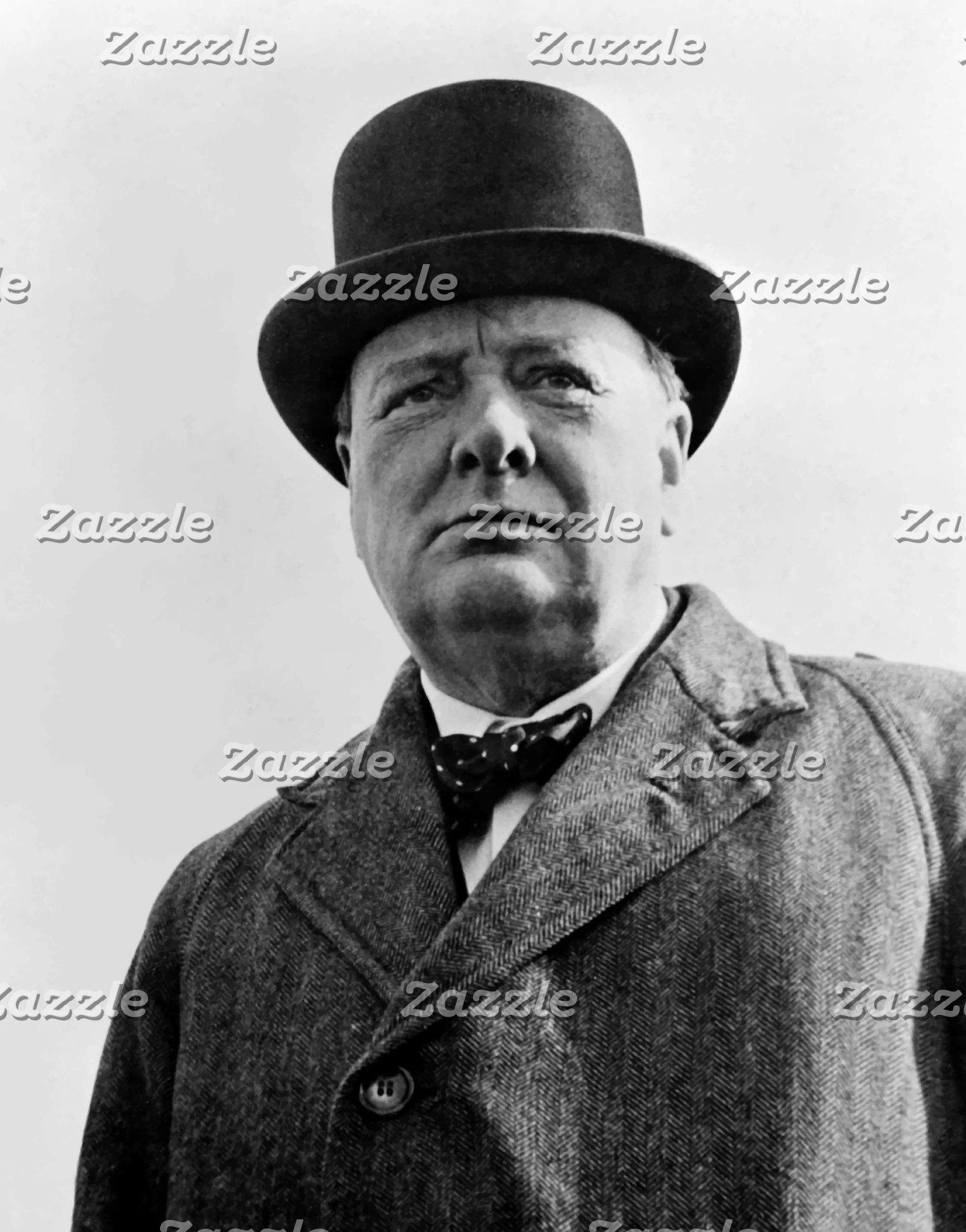 Churchill, Winston Posters