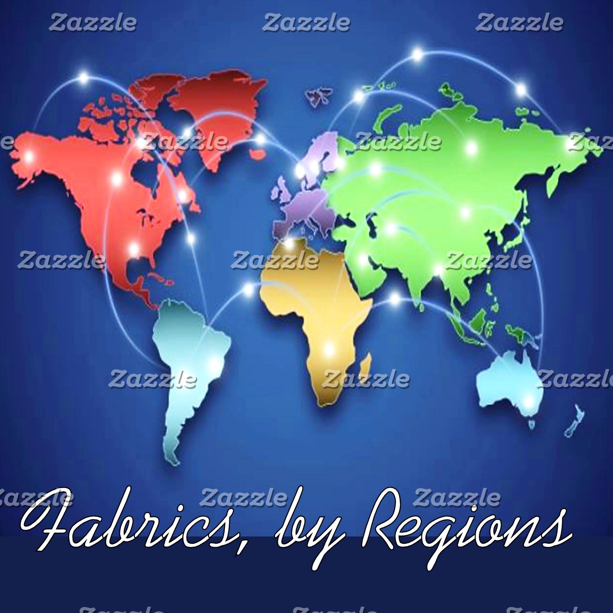 *Country, Regional, Fabrics