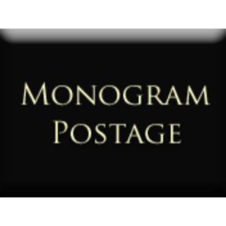Monogram - Postage