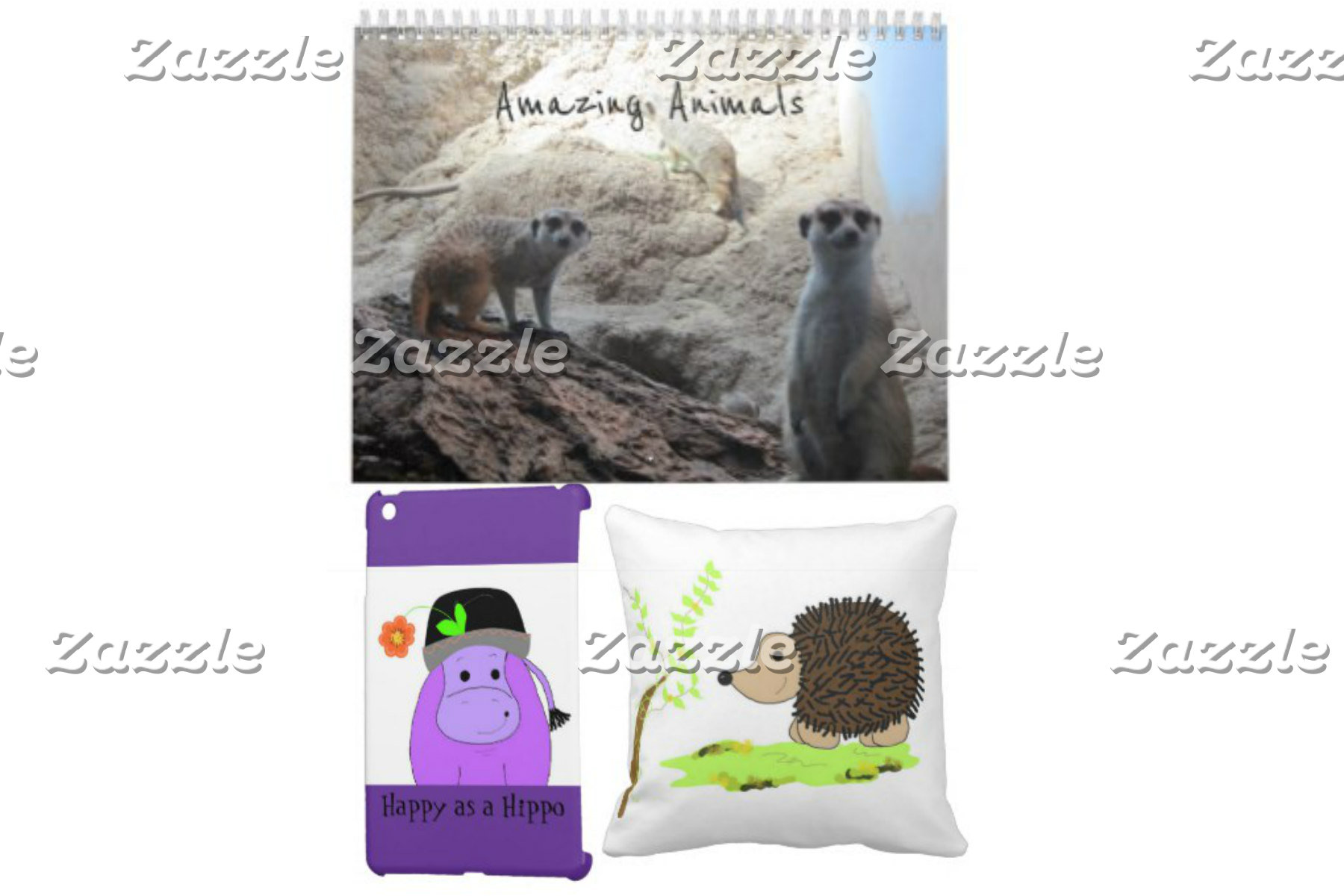 Animal Designs, Cartoon and Photography