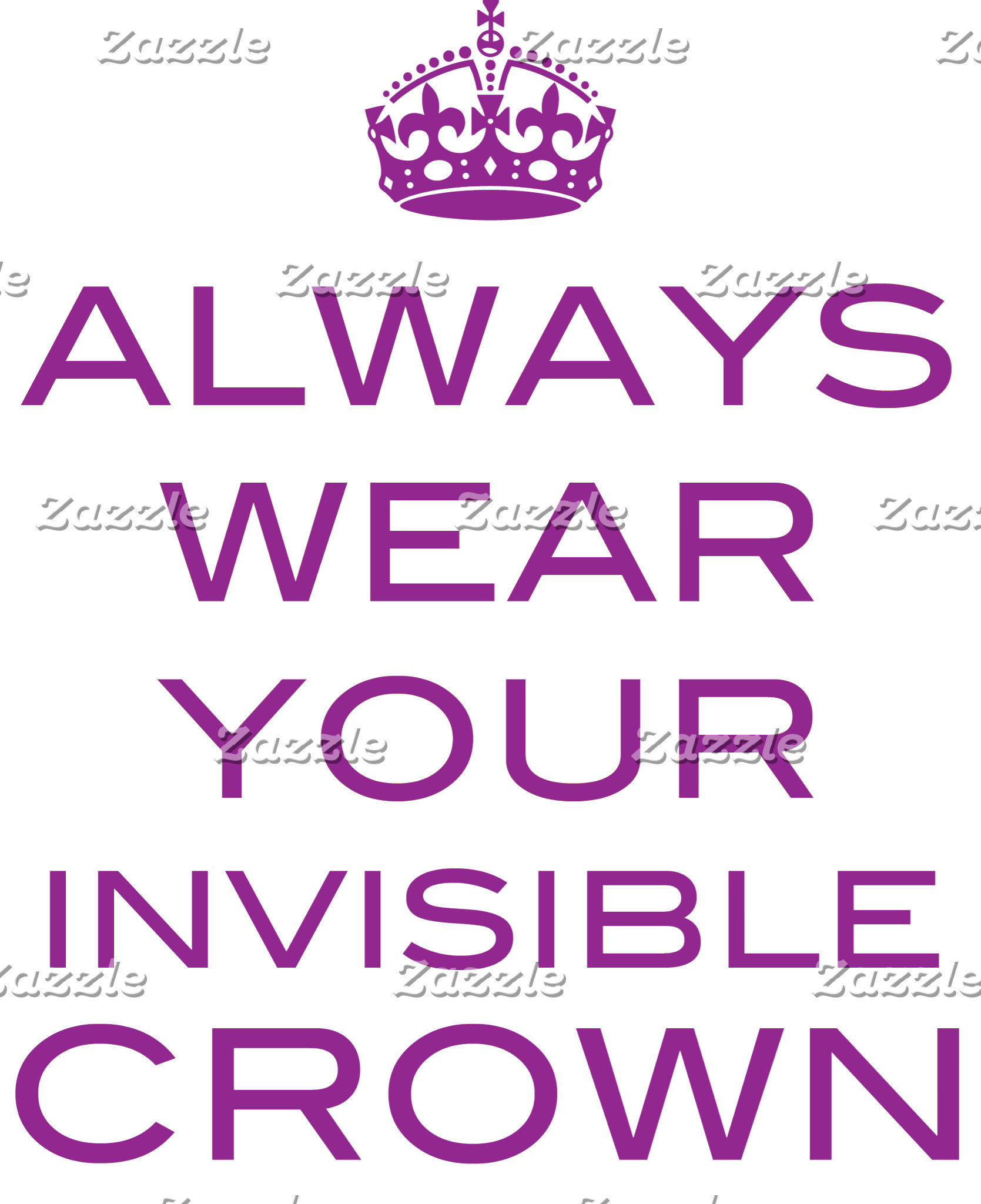 Invisible Crown
