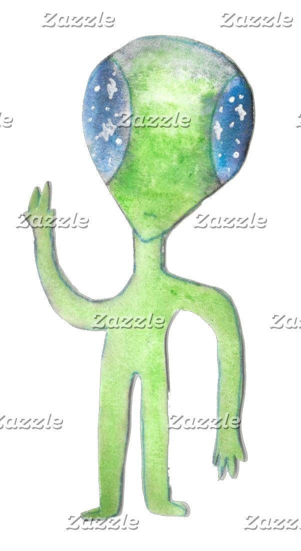 Mr. Alien