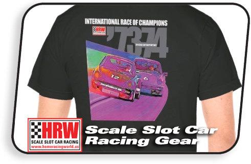 HRW Scale Slot Car Racing Gear