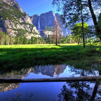 Reflections of Falls