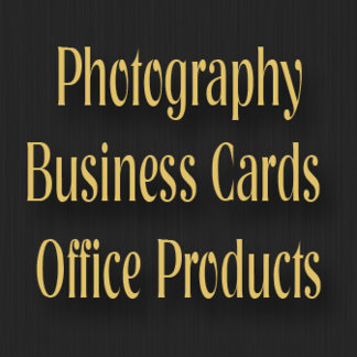 Photography Business Cards Office Products