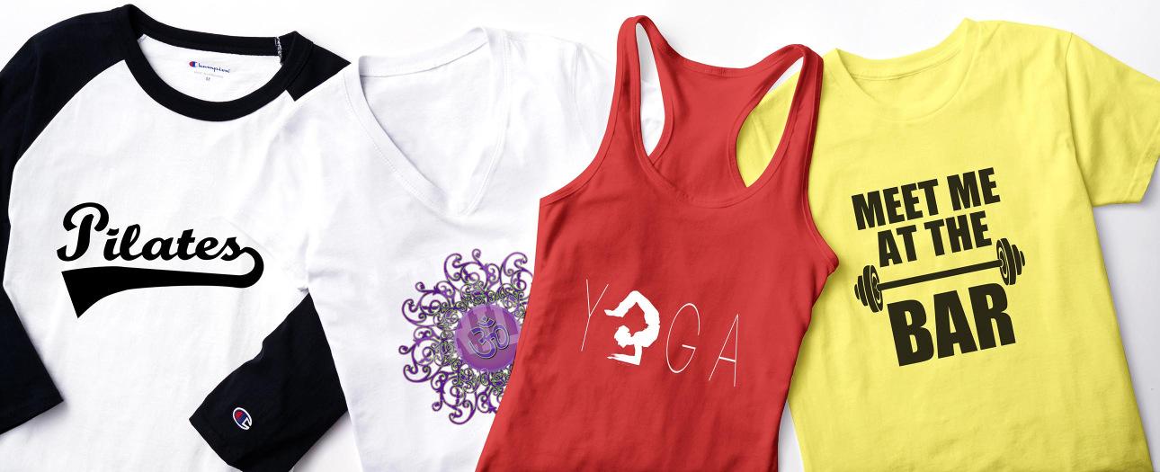 T-Shirts in allen Farben und Stilen
