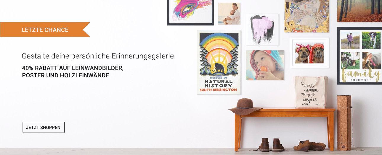 Kunstdrucke und Poster