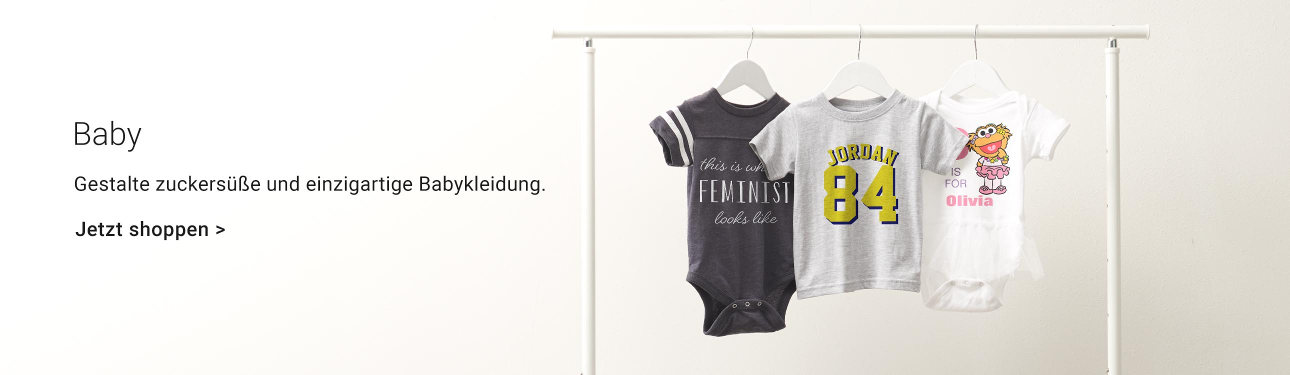 Babykleidung von Zazzle
