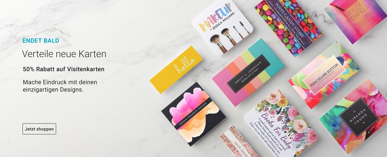 Visitenkarten von Zazzle