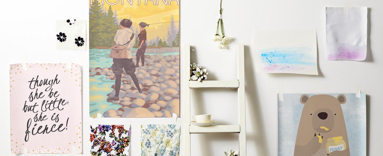 Kunst & Poster