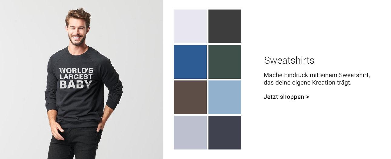 Herren Sweatshirts von Zazzle