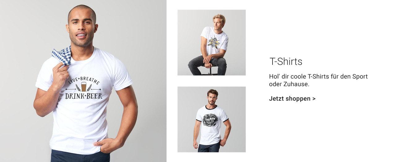 Herren T-Shirts von Zazzle