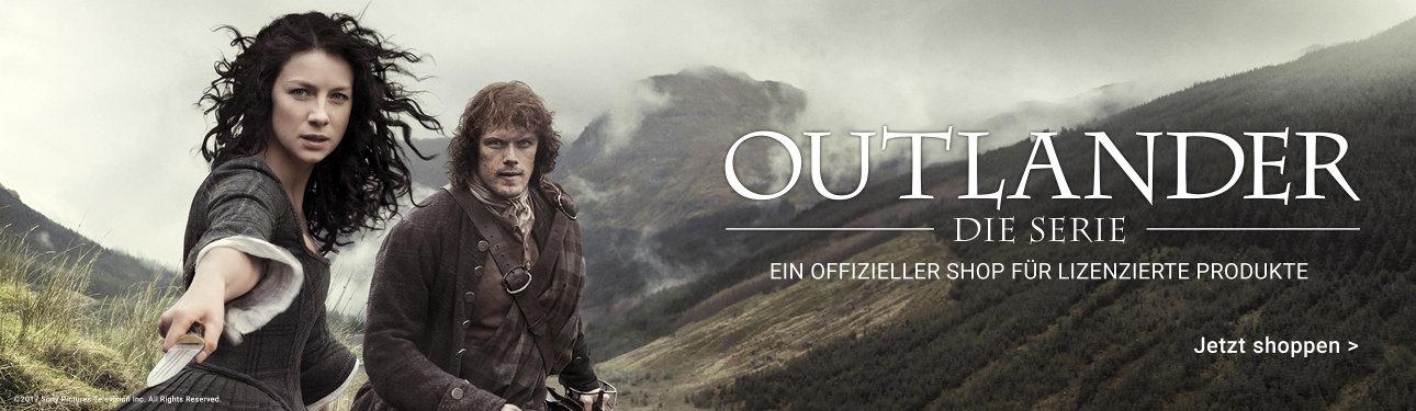 Offizielles Outlander Merchandise