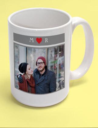 Tassen mit eigenen Fotos