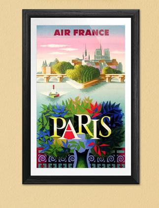 Finde Tausende Poster zum Thema Reisen, egal on nah oder fern