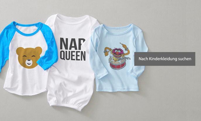 Kleidung für Kinder & Babys