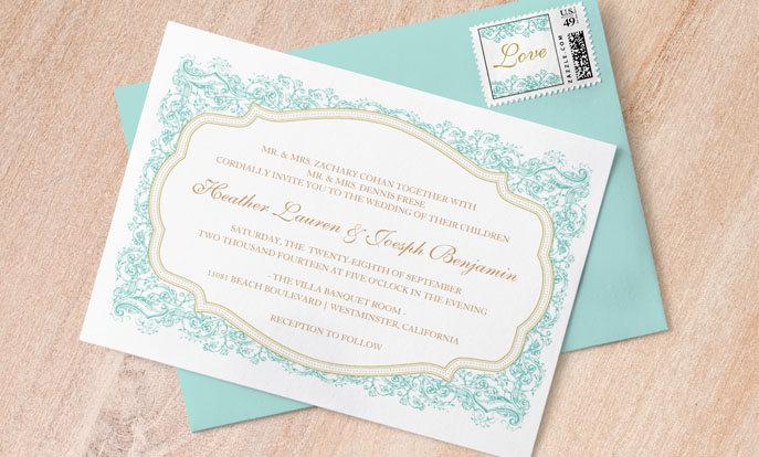 Finde die perfekte Hochzeitseinladung für Deinen großen Tag! Tausende Motive, Farben, Formen und Größen zur Auswahl.