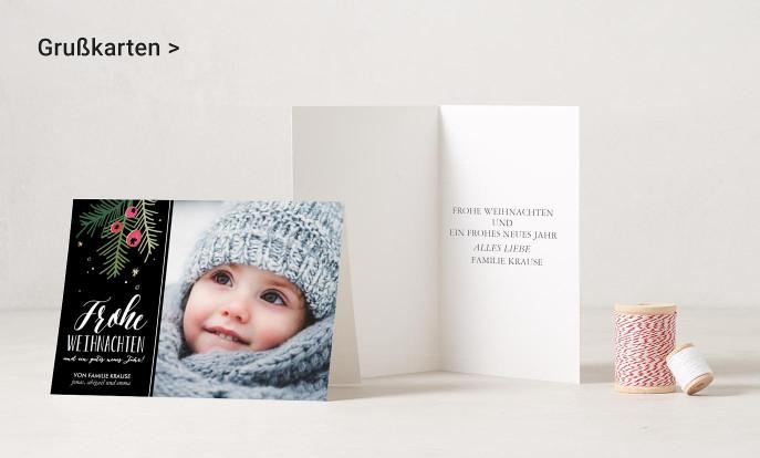 Weihnachtskarten auf Zazzle Deutschland