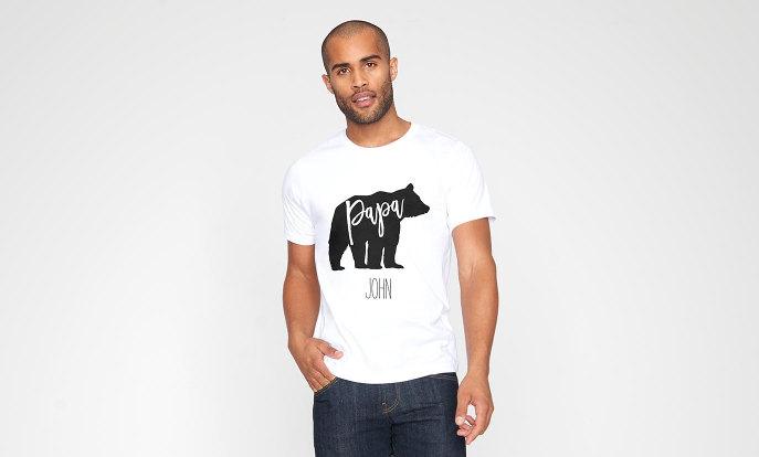 Personalisierbare T-Shirts von Zazzle