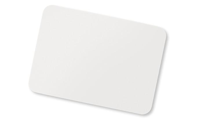 Abgerundete Ecken für alle Karten