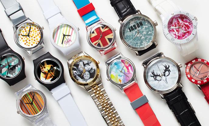 40% Rabatt auf Uhren