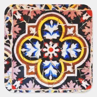 Keramik mosaik aufkleber for Mosaik aufkleber
