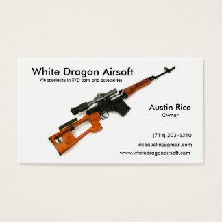 SVD Karte, Austin-Reis, (714) 202-6310, weißer Visitenkarte
