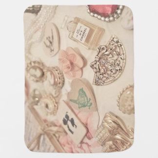 Swaddle mich - Vintage Decke