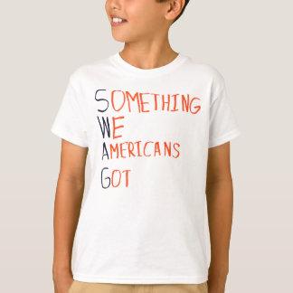 SWAG durch Carson_orange T-Shirt