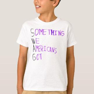 SWAG durch Carson_purple T-Shirt