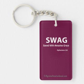 SWAG gerettet mit fantastischer Anmut Schlüsselanhänger