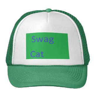 Swag-Katzen-Hut Retrokappen