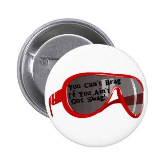Swag Runder Button 5,7 Cm