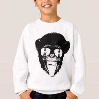 Swag-Schimpanse-T - Shirt