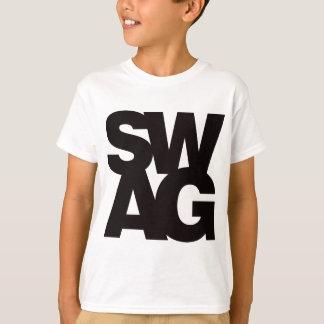Swag - Schwarzes T-Shirt