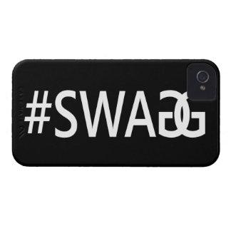 #SWAG/SWAGG lustige u. coole Zitate, Trendy Case-Mate iPhone 4 Hüllen