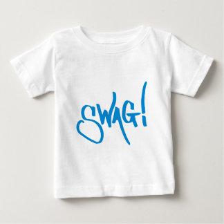 Swag-Umbau - Blau Baby T-shirt