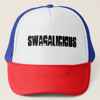 Swagalicious Hut Truckerkappe