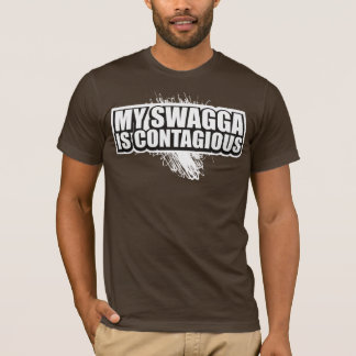 SWAGGA IST ANSTECKEND T-Shirt