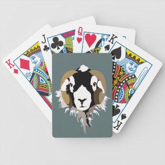 SWaledale Schafkopf Bicycle Spielkarten