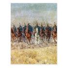 Swansong der Hussars, 1931 Postkarte