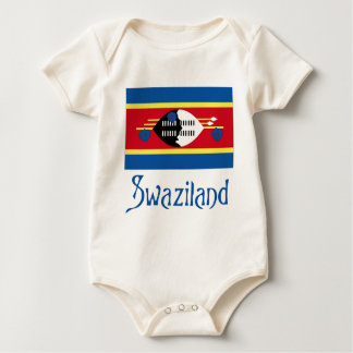 Swasiland Baby Strampler