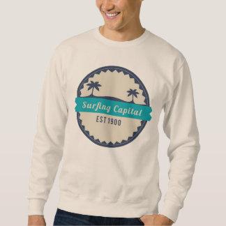 Sweat weißer Mann BASIC Sweatshirt