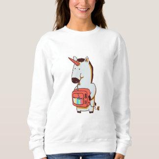 Sweater, Einhorn, Sweatshirt