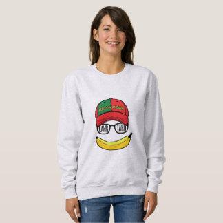 Sweatshirt der Damen-Lawrtard