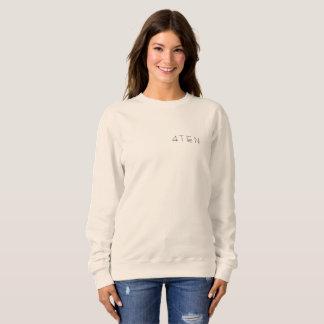 Sweatshirt der Frauen 4TEN helle Farb
